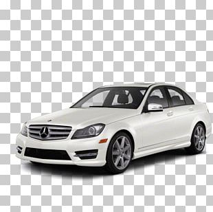 2013 Mercedes-Benz C-Class Used Car Vehicle PNG