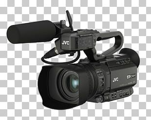 Camcorder 4K Resolution JVC GY-HM200 Video Cameras Ultra-high-definition Television PNG