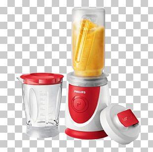 Juice Smoothie Blender Philips Fruit PNG