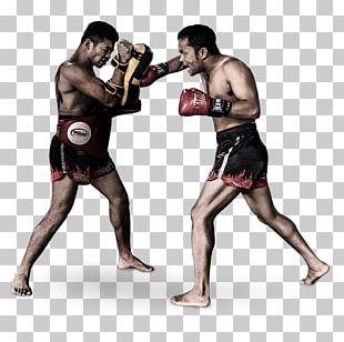 Muay Thai Boxing Glove Mixed Martial Arts Kickboxing PNG