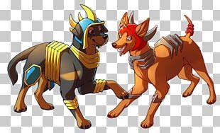 Dog Horse Demon Mammal Illustration PNG
