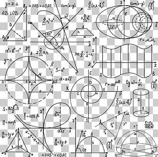 Mathematics Euclidean Geometry Formula PNG