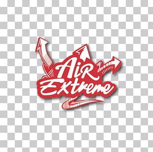 Air Extreme Trampoline Park Design Shop Logo Brand PNG