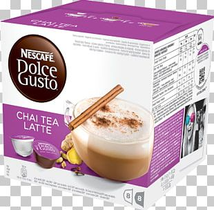 Masala Chai Dolce Gusto Latte Macchiato Tea PNG