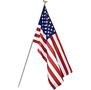 Flag Of The United States Flag Of The United States Annin & Co. Flagpole PNG