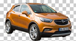 Opel Mokka Compact Sport Utility Vehicle Car Opel Meriva PNG