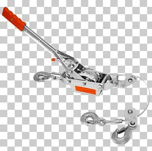Come-along Hoist Winch Ratchet Tool PNG