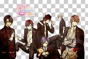 Diabolik Lovers Anime Desktop Mangaka PNG
