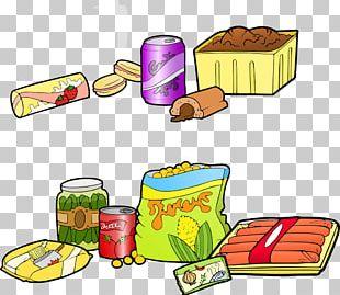 Junk Food Fast Food Cheeseburger Hamburger French Fries PNG