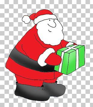 Santa Claus Portable Network Graphics Christmas Day Christmas Gift PNG