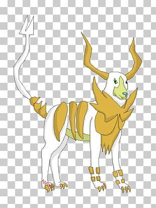 Canidae Dog Deer Mammal Illustration PNG