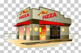 Fast Food Restaurant Facade Brand PNG