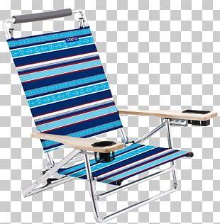 Furniture Folding Chair Sunlounger PNG