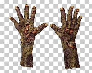 Pair Of Zombie Hands PNG