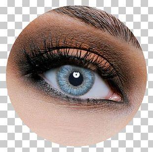 Contact Lenses Green Color Eye Circle Contact Lens PNG