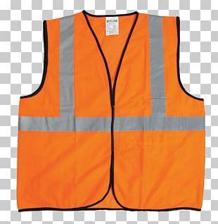 Gilets Sleeveless Shirt High-visibility Clothing Uniform PNG