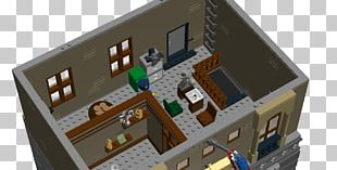 Building Home House Modular Design LEGO PNG