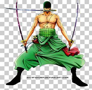Roronoa Zoro Monkey D. Luffy One Piece Anime PNG
