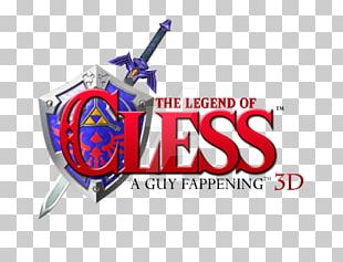 The Legend Of Zelda: Ocarina Of Time 3D The Legend Of Zelda: Phantom Hourglass Logo Nintendo 3DS PNG