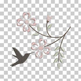 Embroidery Petal Flower Floral Design Pattern PNG