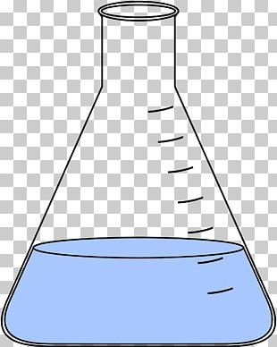 Laboratory Flasks Chemistry Erlenmeyer Flask Beaker PNG