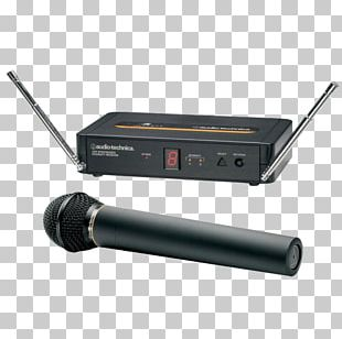 Wireless Microphone Lavalier Microphone AUDIO-TECHNICA CORPORATION PNG