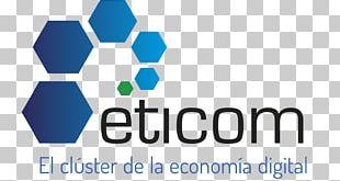 Eticom Logo Empresa Business Digital Economy PNG