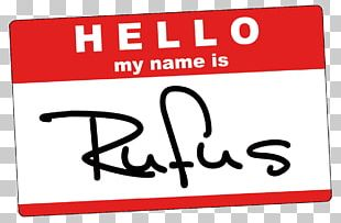 Name Tag My Name Is Sticker Paper Printing PNG
