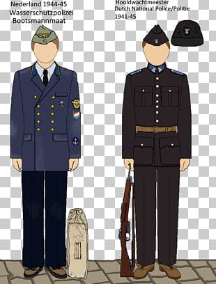 Military Uniform Army Officer Police PNG