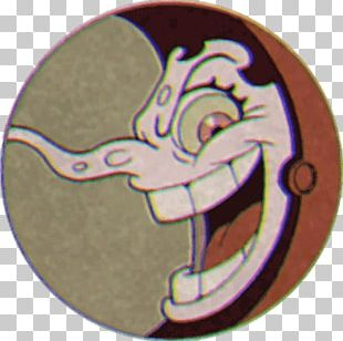 Cuphead Boss Video Game Walkthrough Level PNG