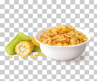 Corn Flakes Breakfast Cereal Muesli Food PNG