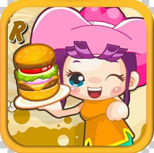 Hamburger Fast Food Kitchen Fever PNG