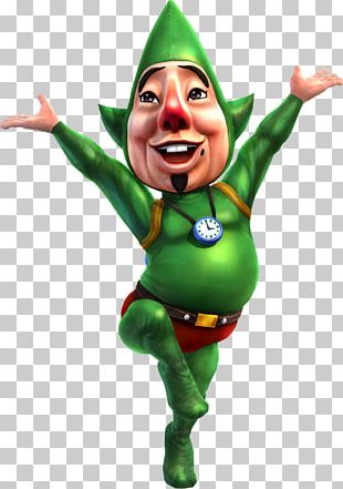 Hyrule Warriors Link Freshly-Picked Tingle's Rosy Rupeeland The Legend Of Zelda: Breath Of The Wild Ganon PNG