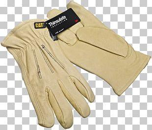 Beige Glove Safety PNG