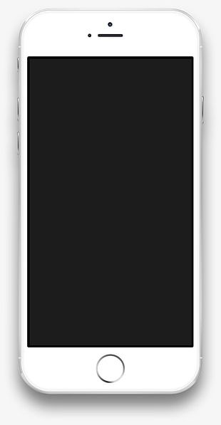 6 Apple Cell Phone PNG