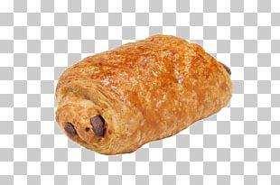 Pain Au Chocolat Viennoiserie Croissant Baguette Bread PNG