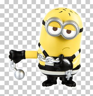 Fast Food McDonald's Happy Meal Minions Toy PNG