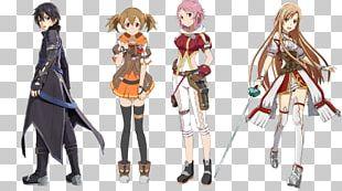 Sword Art Online: Hollow Realization Asuna Kirito Sword Art Online: Hollow Fragment Sinon PNG