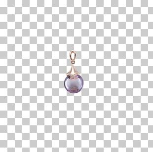 Purple Pearl Body Piercing Jewellery Human Body PNG