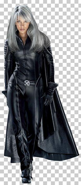 Halle Berry Storm Quicksilver Professor X X-Men PNG