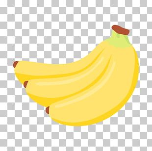Banana Product Design PNG