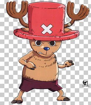 Tony Tony Chopper Monkey D. Luffy One Piece Timeskip Straw Hat PNG