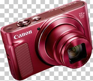 Point-and-shoot Camera Canon Digital IXUS Photography PNG