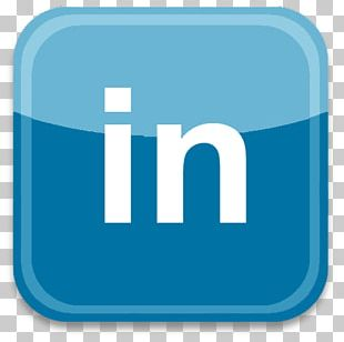 LinkedIn Logo Computer Icons Professional Network Service Facebook PNG