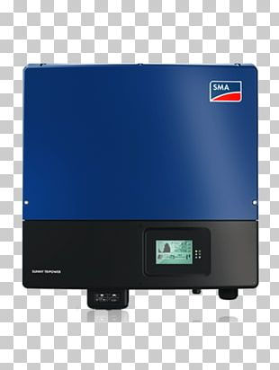 SMA Solar Technology Solar Inverter Solar Power Power Inverters Solar Energy PNG