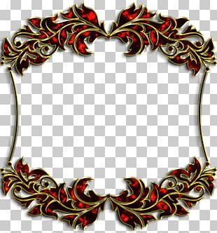Frames Film Frame Gold LiveInternet PNG