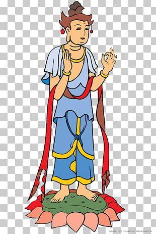 Gautama Buddha Standing Buddha Buddhahood Buddhism PNG