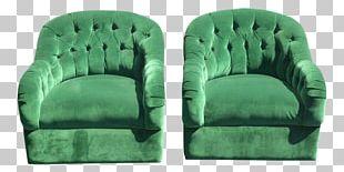 Swivel Chair Club Chair Seat Velvet PNG