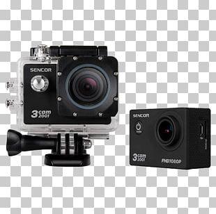 Action Camera Video Cameras 1080p 4K Resolution Camcorder PNG