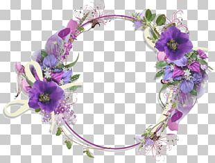 Borders And Frames Frames Purple PNG